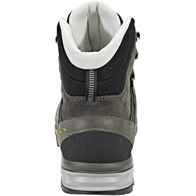 Lowa Arco LL Mid Shoes Men anthracite/kiwi